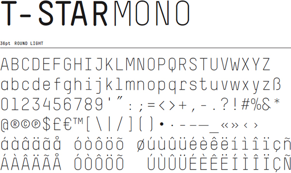 tstar mono